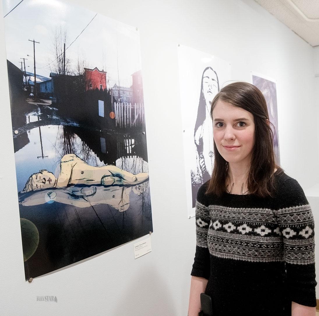 Artist, yukon artist, arts underground, digital painting